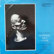 Double LP - Gustav Mahler - Václav Neumann , Gewandhausorchester Leipzig - Sinfonie Nr. 9 D-Dur - Gatefold
