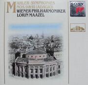 Double CD - Gustav Mahler - Wiener Philharmoniker , Lorin Maazel - Symphony No. 9