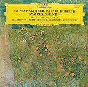 LP - Mahler (Kubelik) - Symphonie Nr. 4