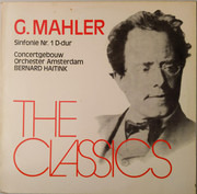 LP - Mahler - Sinfonie Nr. 1 D-dur
