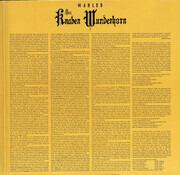 LP - Mahler - Des Knaben Wunderhorn - embossed Gatefold + booklet
