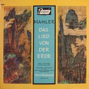 LP - Gustav Mahler , Hans Rosbaud - Das Lied Von Der Erde