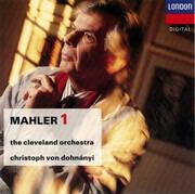 CD - Mahler (Dohnanyi) - Symphony No. 1