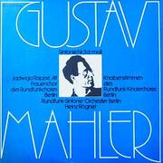 Double LP - Gustav Mahler / Heinz Rögner - Sinfonie Nr.3 D-Moll - Gatefold