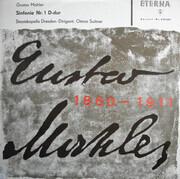 LP - Gustav Mahler , Staatskapelle Dresden Conducted By Otmar Suitner - Sinfonie Nr. 1 D-dur
