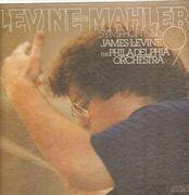 LP-Box - Mahler - Levine - Symphonie Nr. 9 D-Dur - Hardcoverbox + Booklet