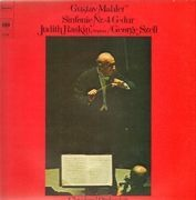 LP - Gustav Mahler/ Judith Raskin, George Szell, The Cleveland Orchestra - Sinfonie Nr. 4 G-Dur