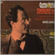 Double LP - Gustav Mahler /Rafael Kubelik ,Symphonie-Orchester Des Bayerischen Rundfunks - Symphonie Nr. 9 D-dur - Gatefold
