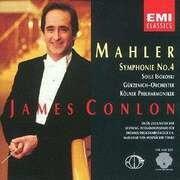 CD - Gustav Mahler - Symphonie No. 4