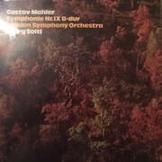 Double LP - Gustav Mahler / The London Symphony Orchestra / Georg Solti - Symphonie Nr. 9 D-Dur