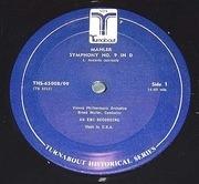 Double LP - Gustav Mahler , Bruno Walter , Wiener Philharmoniker - Symphony No. 9 - still seale