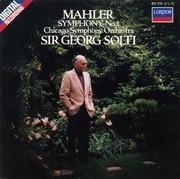 CD - Gustav Mahler, Georg Solti, The Chicago Symphony Orchestra - Symphony No. 1