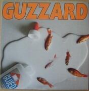 7inch Vinyl Single - Guzzard - Glued - Orange