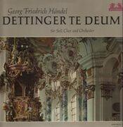 LP - Händel - Dettinger Te Deum