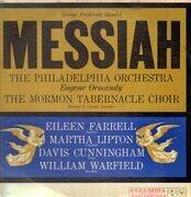 Double LP - Händel /The Philadelphia Orchestra , E. Ormandy ; Mormon Tabernacle Choir - Messiah - 2 eye  stereo