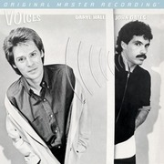 LP - HALL & OATES - VOICES - HQ-Vinyl
