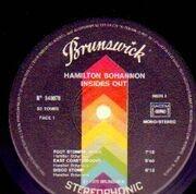LP - Hamilton Bohannon - Insides Out