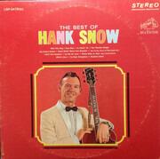 LP - Hank Snow - The Best Of