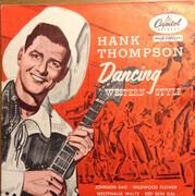 7inch Vinyl Single - Hank Thompson - Dancing - Western Style
