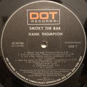 LP - Hank Thompson - Smoky The Bar