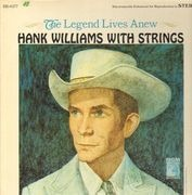 LP - Hank Williams - Hank Williams With Strings