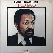 LP - Hank Crawford - Tico Rico