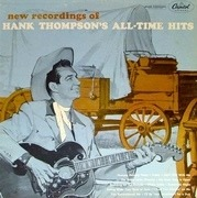 LP - Hank Thompson - New Recordings Of Hank Thompson's All-Time Hits