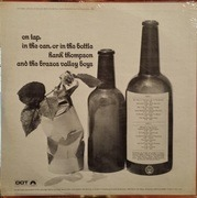 LP - Hank Thompson - On Tap, In The Can, Or In The Bottle