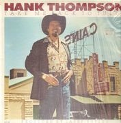 LP - Hank Thompson - Take Me Back To Tulsa