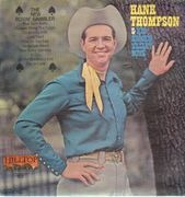 LP - Hank Thompson - The New Rovin' Gambler