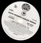 12'' - Harlem World - I Really Like It / Meaning Of Family