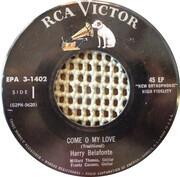 7inch Vinyl Single - Harry Belafonte - An Evening With Belafonte - Vol. III