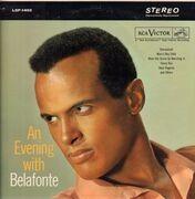 LP - Harry Belafonte - An Evening With Belafonte