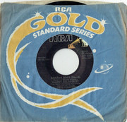 7inch Vinyl Single - Harry Belafonte - Banana Boat (Day-O) / Jamaica Farewell