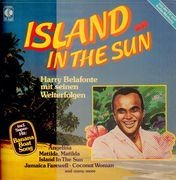 LP - Harry Belafonte - Island In The Sun