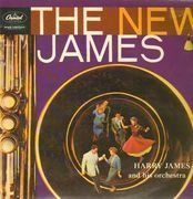 LP - Harry James and his orchestra - The New James