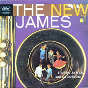LP - Harry James And His Orchestra - The New James - mono