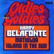 7'' - Harry Belafonte - Matilda / Island In The Sun