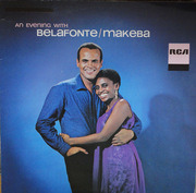 LP - Harry Belafonte, Miriam Makeba - An Evening With Belafonte/Makeba
