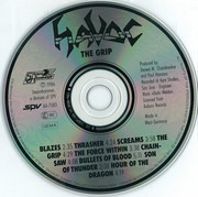 CD - Havoc - The Grip