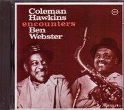 CD - Coleman Hawkins - Coleman Hawkins Encounters Ben Webster