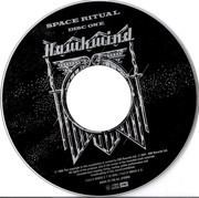 Double CD - Hawkwind - Space Ritual - Still sealed