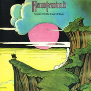 LP - Hawkwind - Warrior Of The Edge Of Time