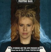 7inch Vinyl Single - Hazel O'Connor And The Arts Freedom Singers - Fighting Back