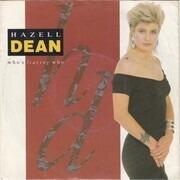 7inch Vinyl Single - Hazell Dean - Who's Leaving Who