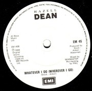 7'' - Hazell Dean - Who's Leaving Who