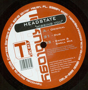 12inch Vinyl Single - Headstate - Missing You