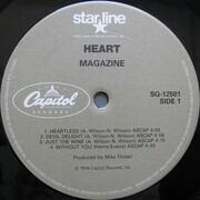LP - Heart - Magazine
