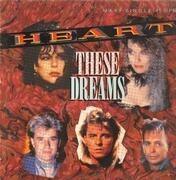 12inch Vinyl Single - Heart - These Dreams