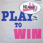 12'' - Heaven 17 - Play To Win
